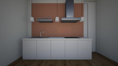 Kitchen1 - Kitchen  - by temple82
