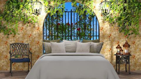 M_Little romance - Bedroom  - by milyca8