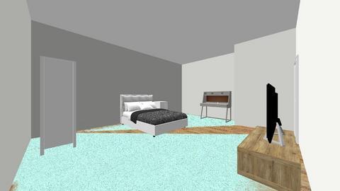 My Bedroom - by karag06