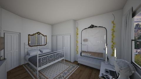my bedroom - by eveveve