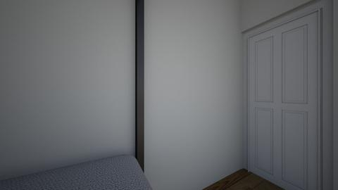 new - Bedroom - by alayziah