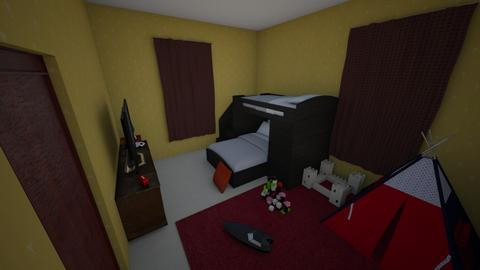 Kids room - Kids room  - by tanuia