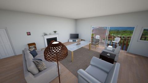 Living Room - Modern - Living room  - by hiiash
