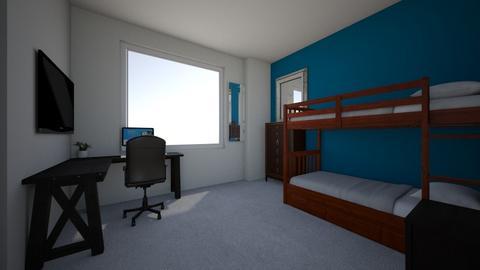 my rooom - Bedroom  - by nickstorck