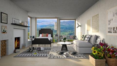 Di de Di - Bedroom  - by Ferplace