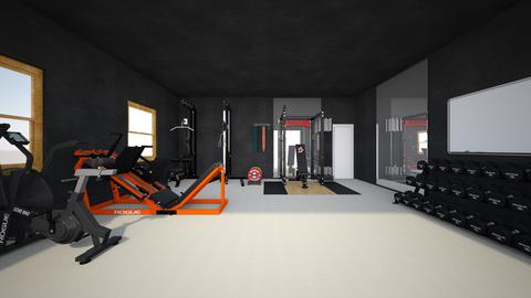 2 Car Garage Template - by rogue_1a55beb7a8a003ce0b30e01611cc6