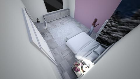 Modern - Living room  - by rat kenneddyyy