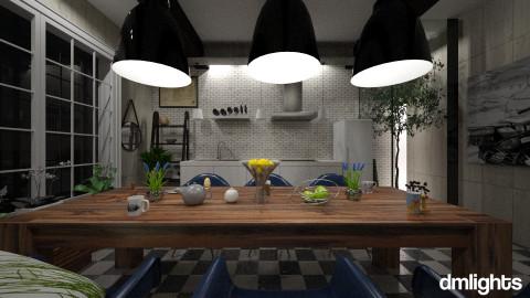 zsx - Kitchen - by DMLights-user-1151664