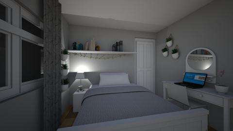 new room plans all - Bedroom  - by josephinekane96