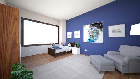 My New Room Final Project - Minimal - Bedroom  - by Izi Sparrowmoon