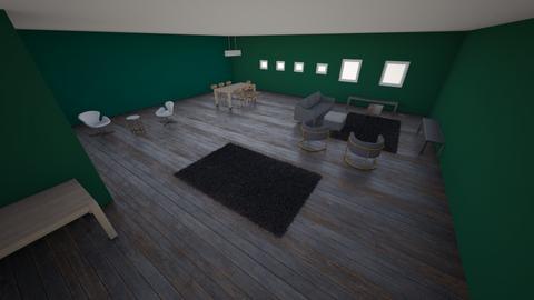 Ben Eveleigh - Rustic - Living room  - by ben_eveleigh