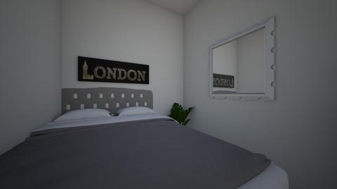 h - Bedroom - by jennilill02