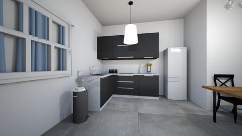 Room 3 - Kitchen  - by Angelena
