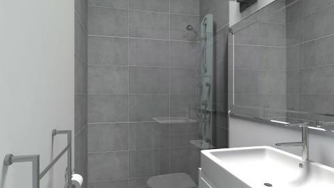 salle de bain - Glamour - by math_naud
