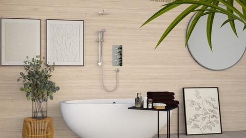 freestanding bath - Bathroom  - by Amy Robberts