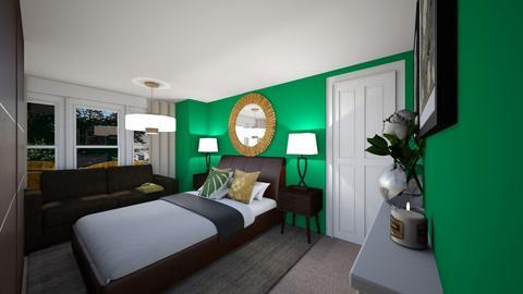 2 Back Bedroom Chiltern - Bedroom  - by mandalea545