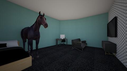 my room - Bedroom  - by HEN0055