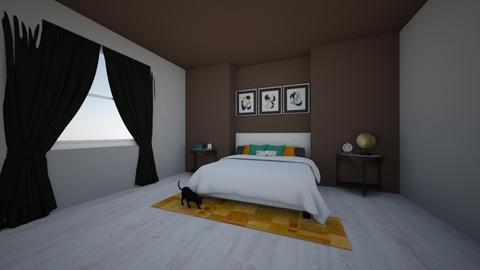 Teen room - Bedroom  - by Genavieve