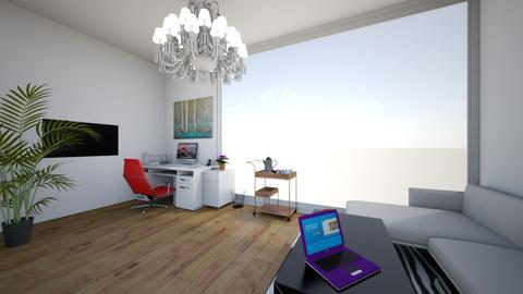 office nat - Modern - Office  - by martinini