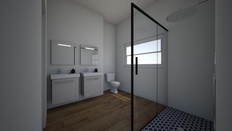Master Bath New - Bathroom  - by michaelsahm