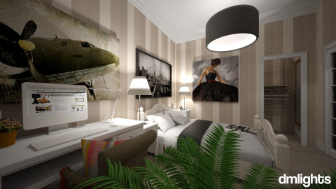 spala - Living room - by DMLights-user-1151664