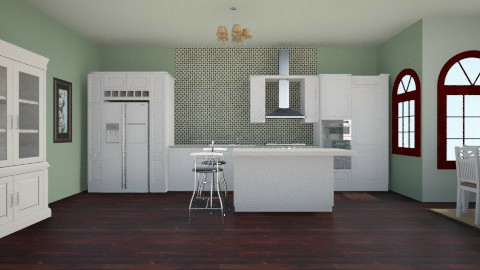 Kitchen - Classic - Kitchen  - by Evihun