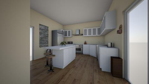Kitchen - Kitchen - by bdrewa
