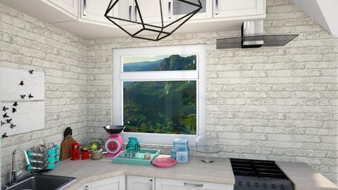 Kitchen 1 - Kitchen - by AlessiaDW