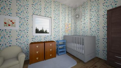 Nursery  - Kids room  - by ashishereforfun