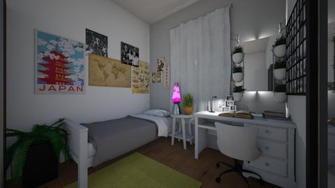 my room 2 - Classic - Bedroom  - by Csenge_lol_