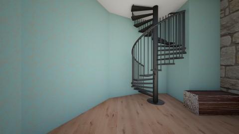 Ground floor student hous - Minimal - by Georgina Griffiths
