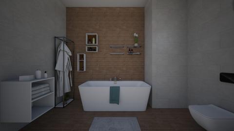 kupatilo - Bathroom  - by ivanab