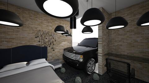 crash - Modern - Bedroom  - by pvmsfacs