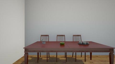 comedor - Classic - Kitchen  - by nere gomez