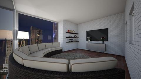 new - Living room  - by mendezjavierlo