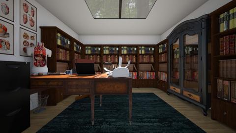 Doctor's Home Office 2 - Office  - by SammyJPili
