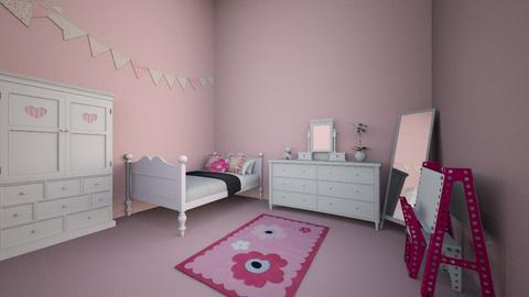little girls room - Kids room  - by Adrianna1010