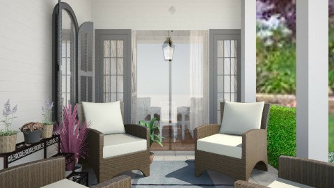 front porch 1 - by tiffanynichole