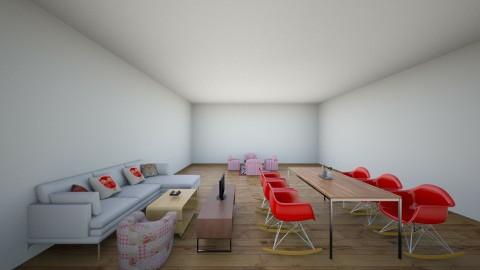 DIY Living - Glamour - Living room  - by deleted_1585942653_Arishka Jha