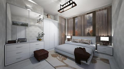 Roof - Classic - Bedroom  - by Senlisa