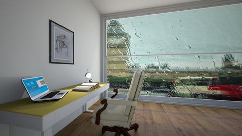 Rainy Day Office - Modern - by superroommaker