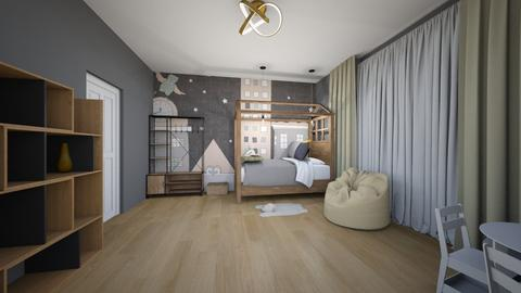 klll - Kids room  - by ValeriaZZZ