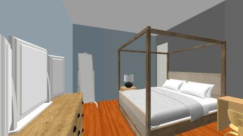 claudia keelyn jack and j - Retro - Bedroom  - by randomactsofterrible