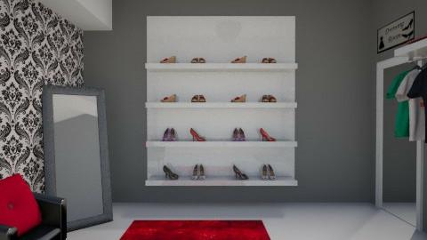 Walk In Closet - by Annaduley