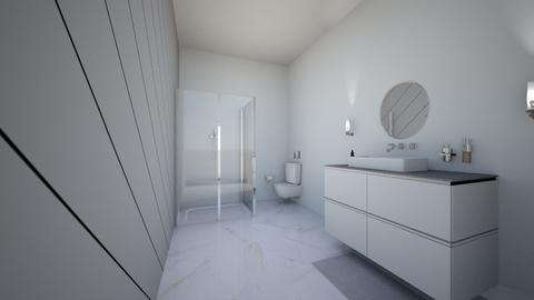 modern bath - Minimal - Bathroom  - by Carolinellen