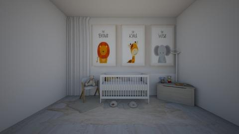 Nursery - Kids room  - by Designer 10