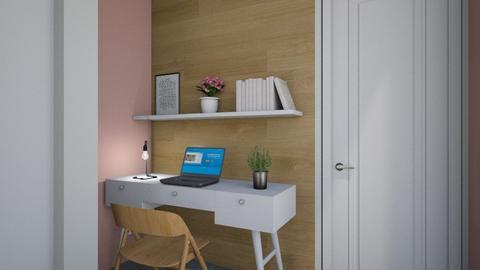 Bedroom FarmHouse - Bedroom - by Valeska Stieg