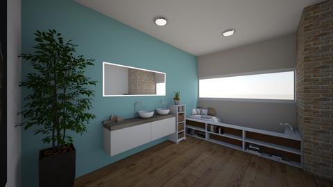 Meli - Bathroom  - by CWidmer