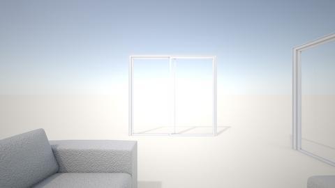 Wohnzimmer blick nach dra - Living room  - by basti91
