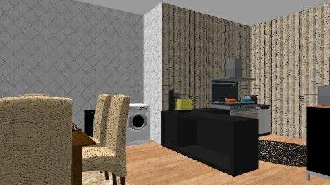 Joo' - Glamour - Kitchen  - by Joana_Kb